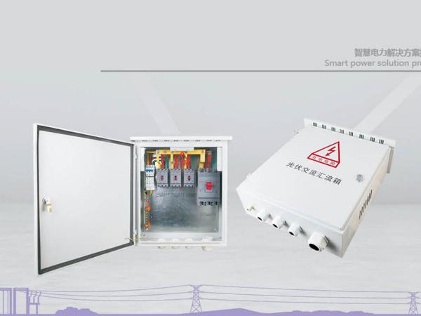 GZ4001必威手机官网太阳能光伏防雷汇流箱